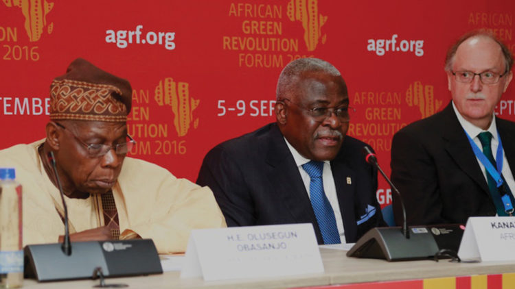 First Africa Food Prize Awarded to Courageous and Visionary Leader
