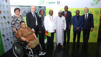 2018 Africa Food Prize Awarded